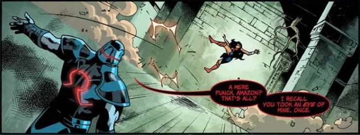 Wonder Woman #44 Review