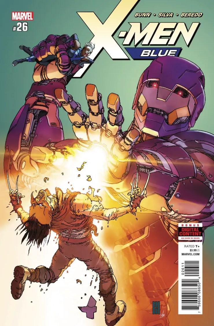 Marvel Preview: X-Men Blue #26