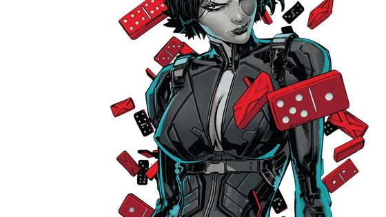 Just in time for her movie debut, X-Men: Domino showcases everything readers love about Marvel's lady luck, even if the older stories are tough to get through.