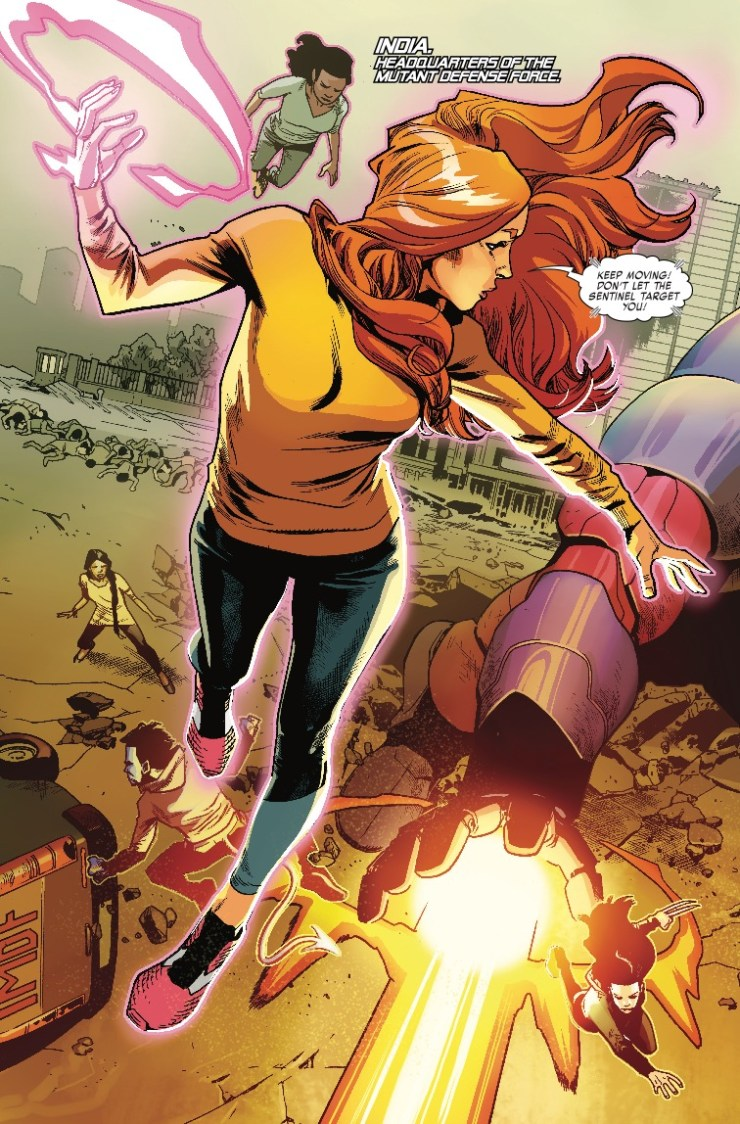 X-Men Red #3 review: A well executed, thought provoking mutant adventure