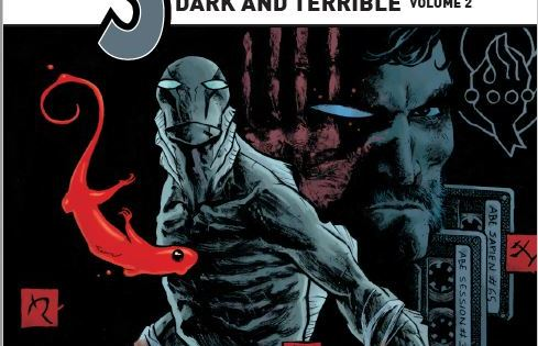'Abe Sapien: Dark and Terrible' Vol. 2 review: It's the end of the world as we know it