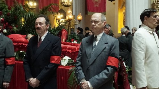 The Death of Stalin proves you do not have to be an expert on Russian history to laugh at a movie about one of the Soviet Union's most tumultuous power struggles.