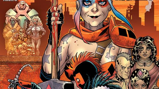 """Harley Quinn #42 review: """"Old Lady Harley"""" is a prime opportunity turned into a crummy joke"""