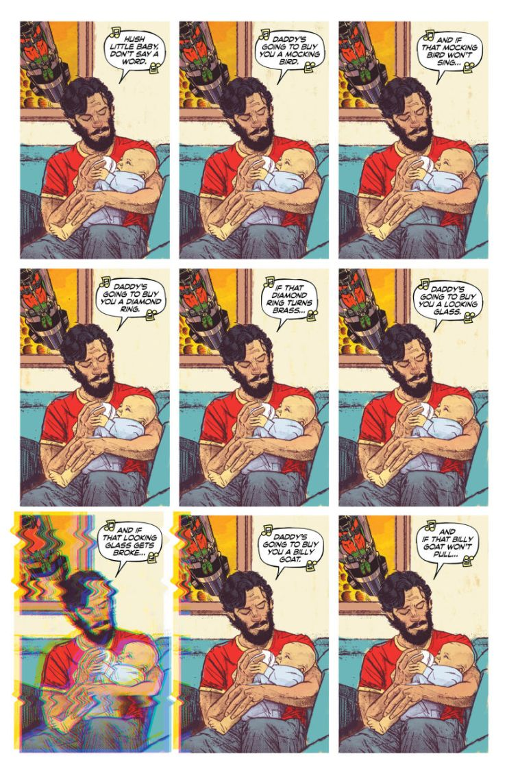 Mister Miracle #8 Review