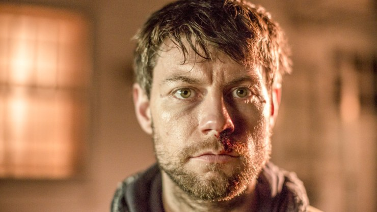 """Robert Kirkman and Chris Black on """"new, cool twists and turns"""" in season two of Outcast"""