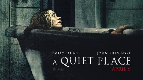 I liked A Quiet Place.  But there were three big issues I had with the film.