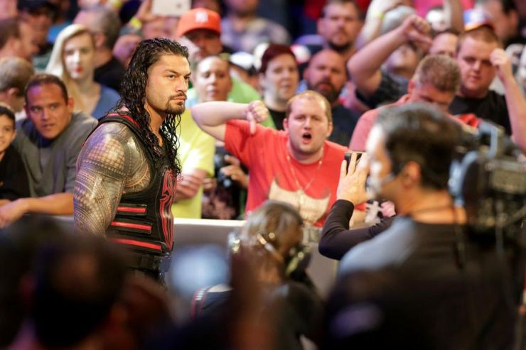 Turning Roman Reigns heel is not the answer