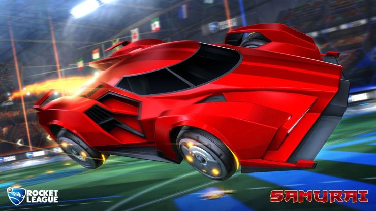 Tournaments update for Rocket League is now available.