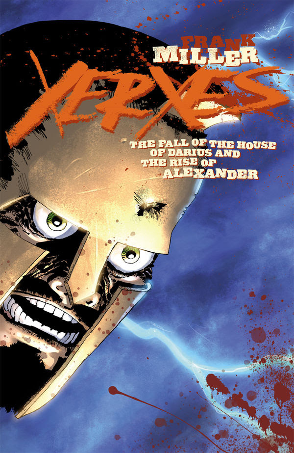Xerxes: The Fall of the House of Darius and the Rise of Alexander #2 Review