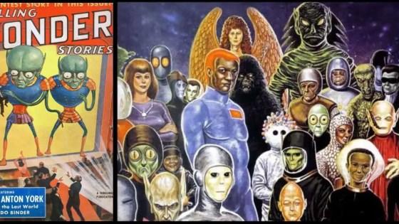 [MW2018] UFO monsters:  10 species of terror