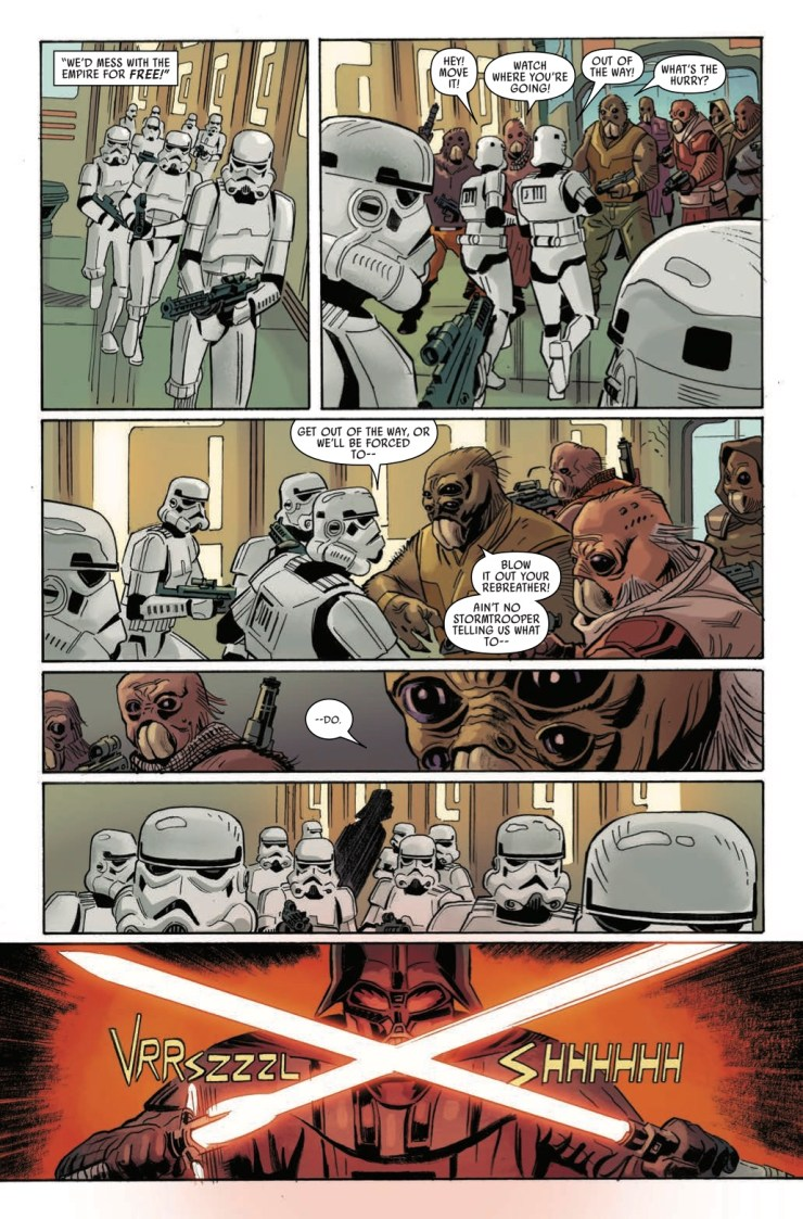 Star Wars Annual #4 Review: What every standalone comic should strive for
