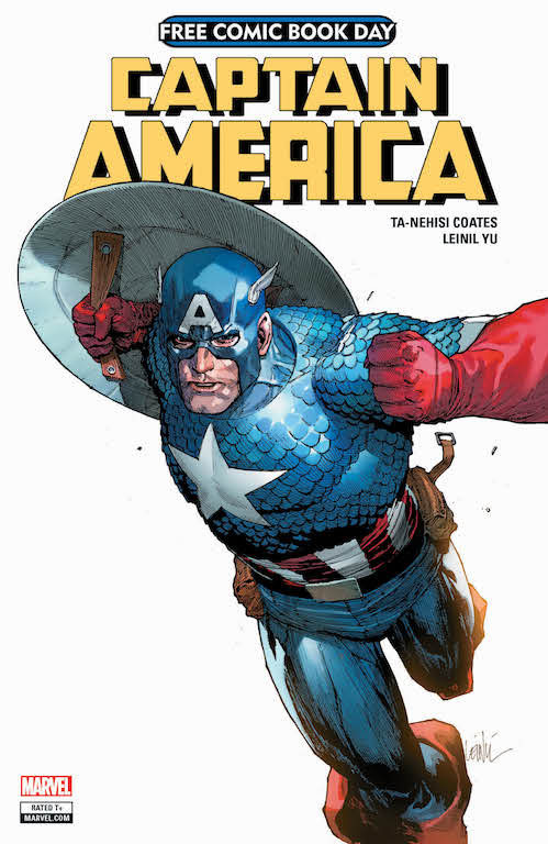 Free Comic Book Day 2018: Avengers/Captain America Review