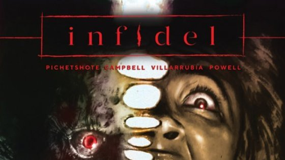 Body horror and xenophobia: crafting the breakout hit 'Infidel'