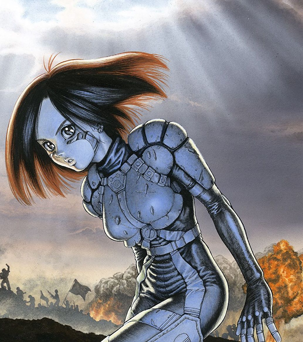 'Battle Angel Alita Deluxe Edition 4' review: Big sci-fi ideas with an action-heavy heart