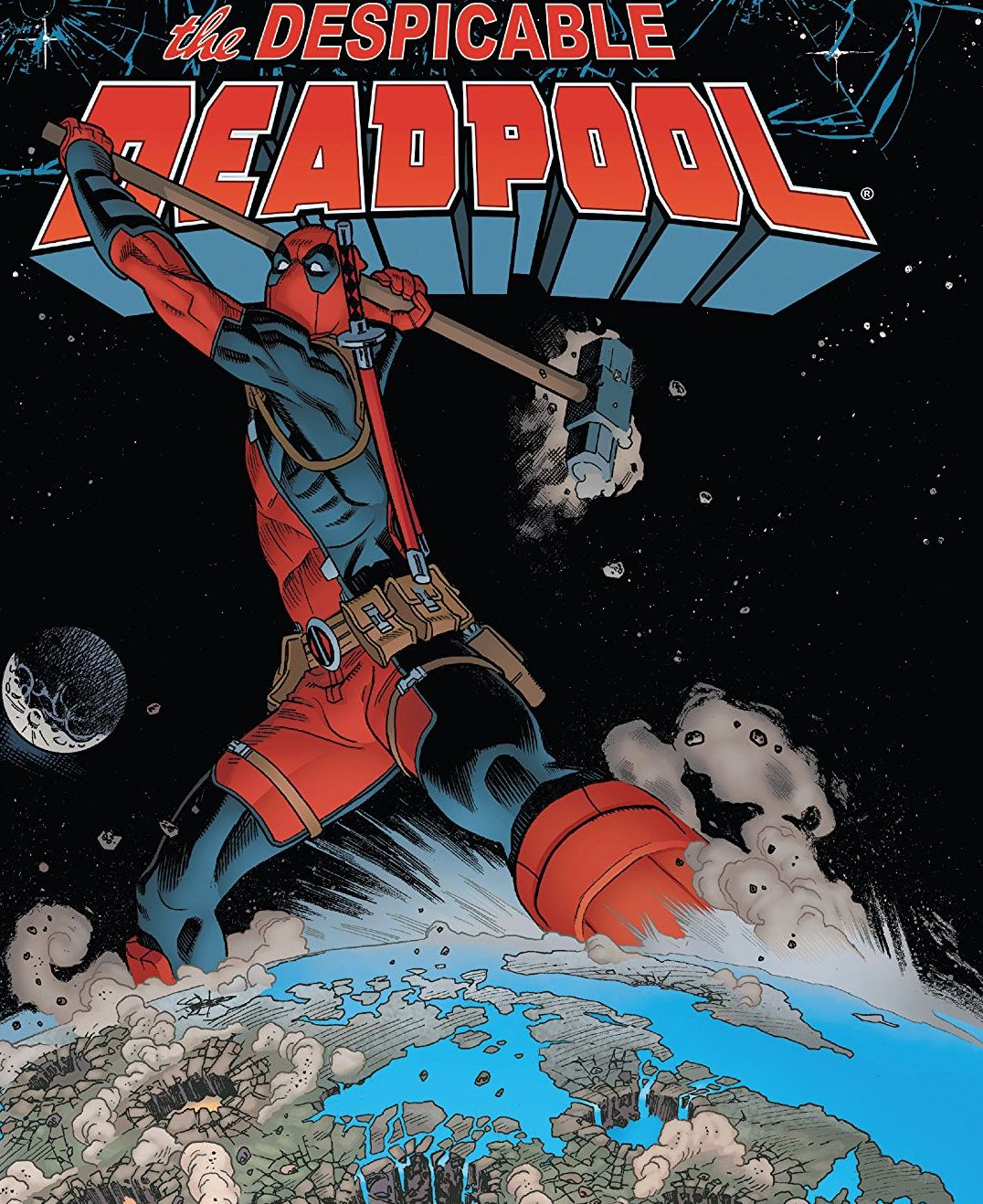 'Despicable Deadpool Vol. 2: Bucket List' review: Good, but don't go in blind