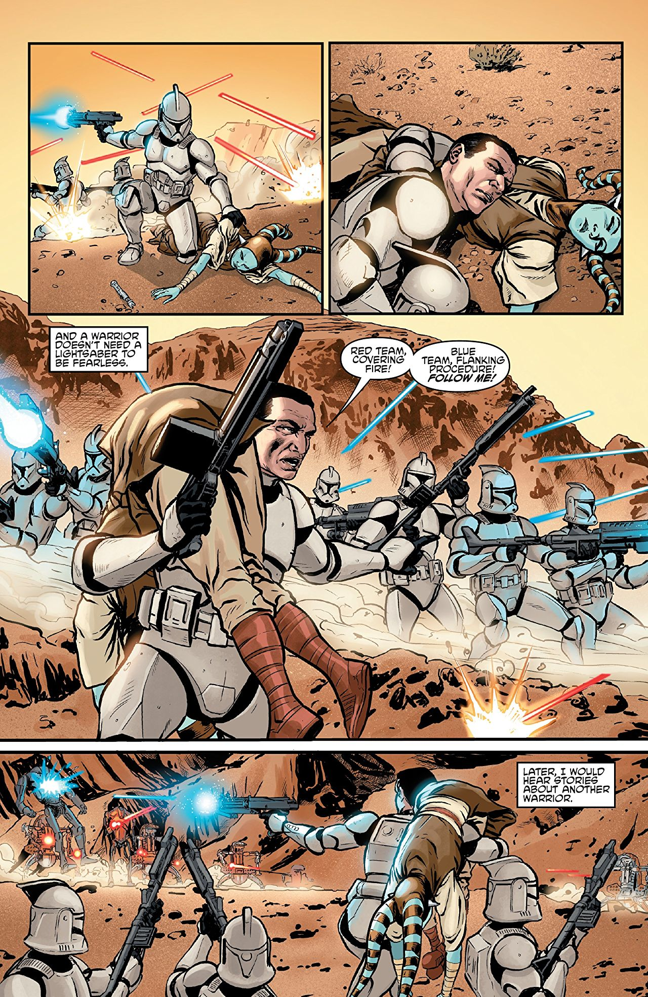 'Star Wars Legends Epic Collection: The Empire Vol. 4' review: A definitive representation of different styles and storylines in the Star Wars universe