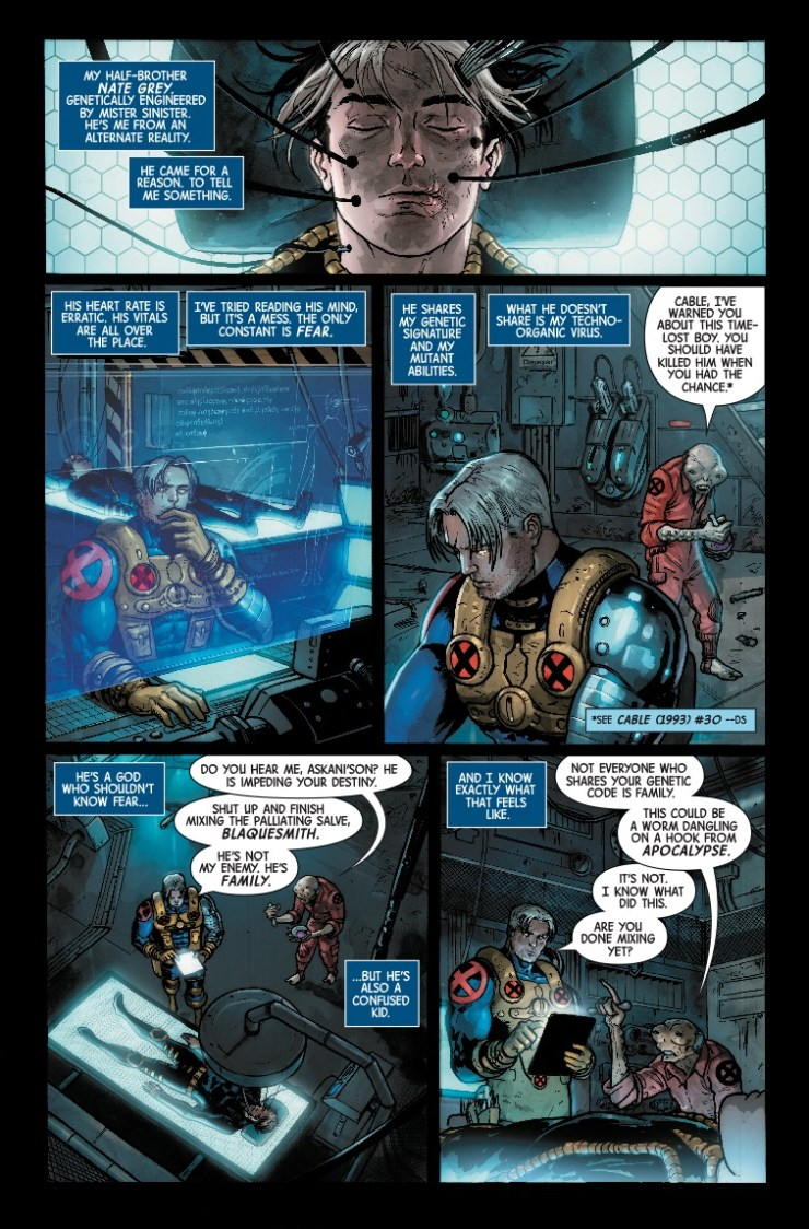 Marvel Preview: Cable #157