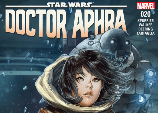 Star Wars: Doctor Aphra #20 Review