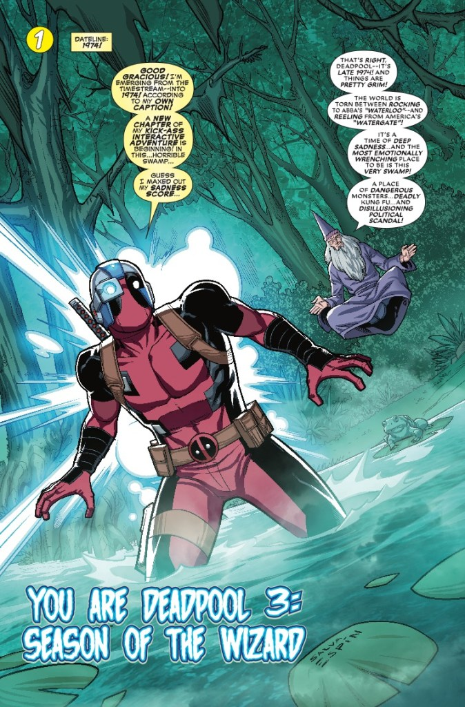 You Are Deadpool #3 Review