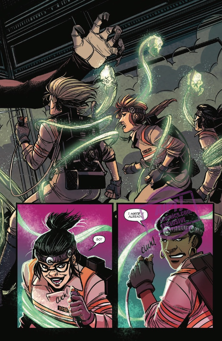 [EXCLUSIVE] IDW Preview: Ghostbusters: Answer the Call #5
