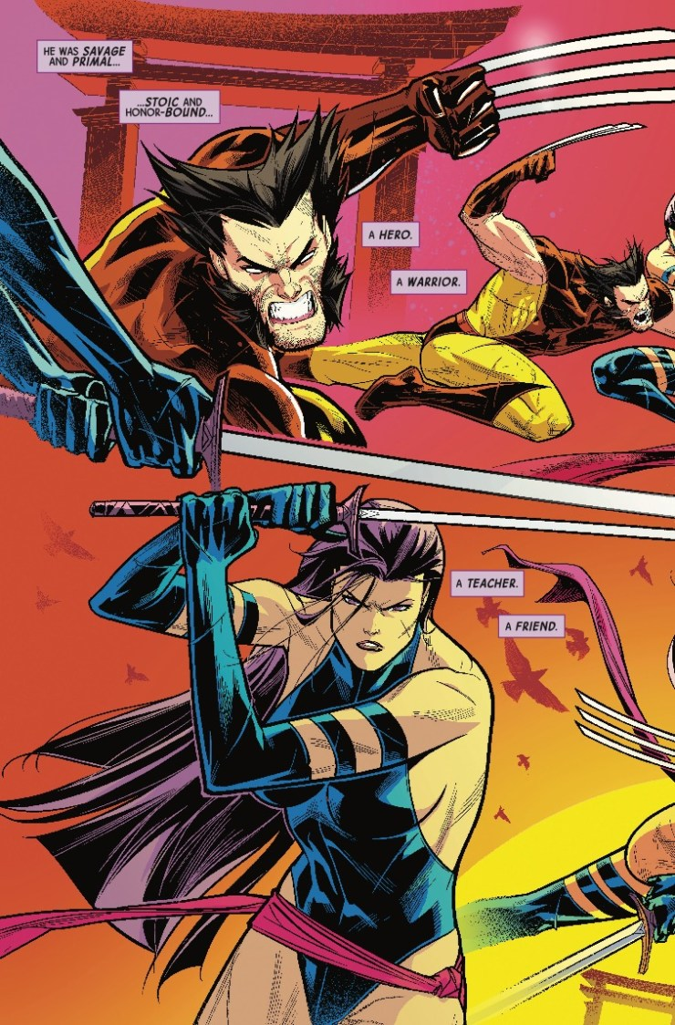 Marvel Preview: Hunt For Wolverine: Mystery in Madripoor #1