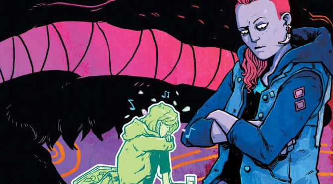Lucy Dreaming #3 Review