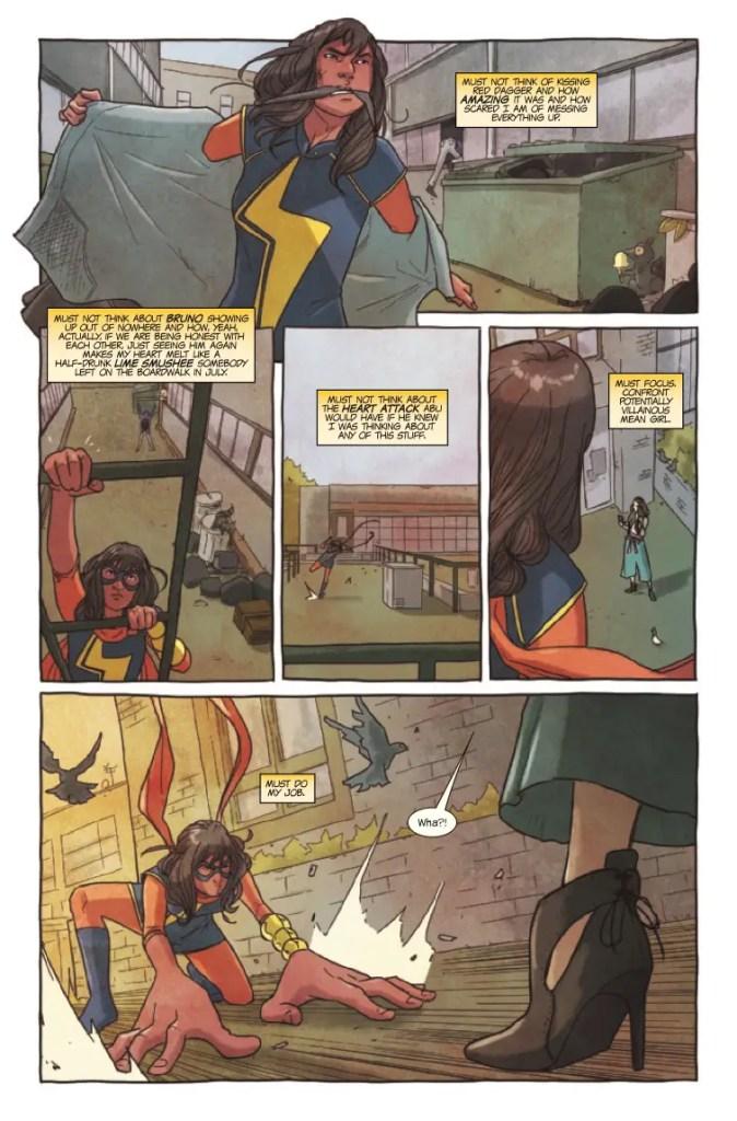 Marvel Preview: Ms. Marvel #30