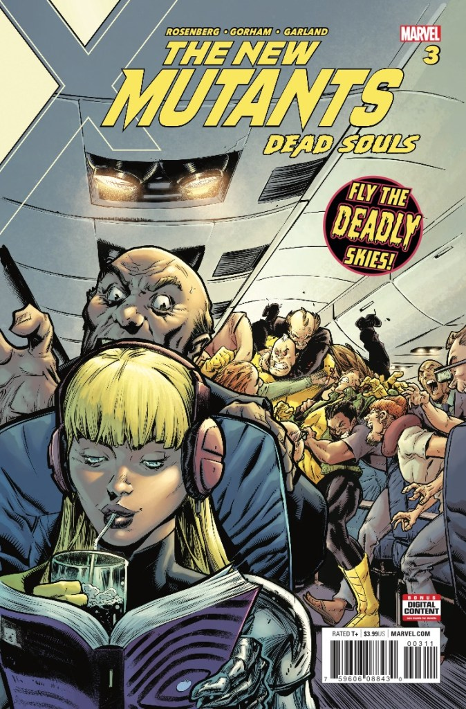 Marvel Preview: The New Mutants: Dead Souls #3