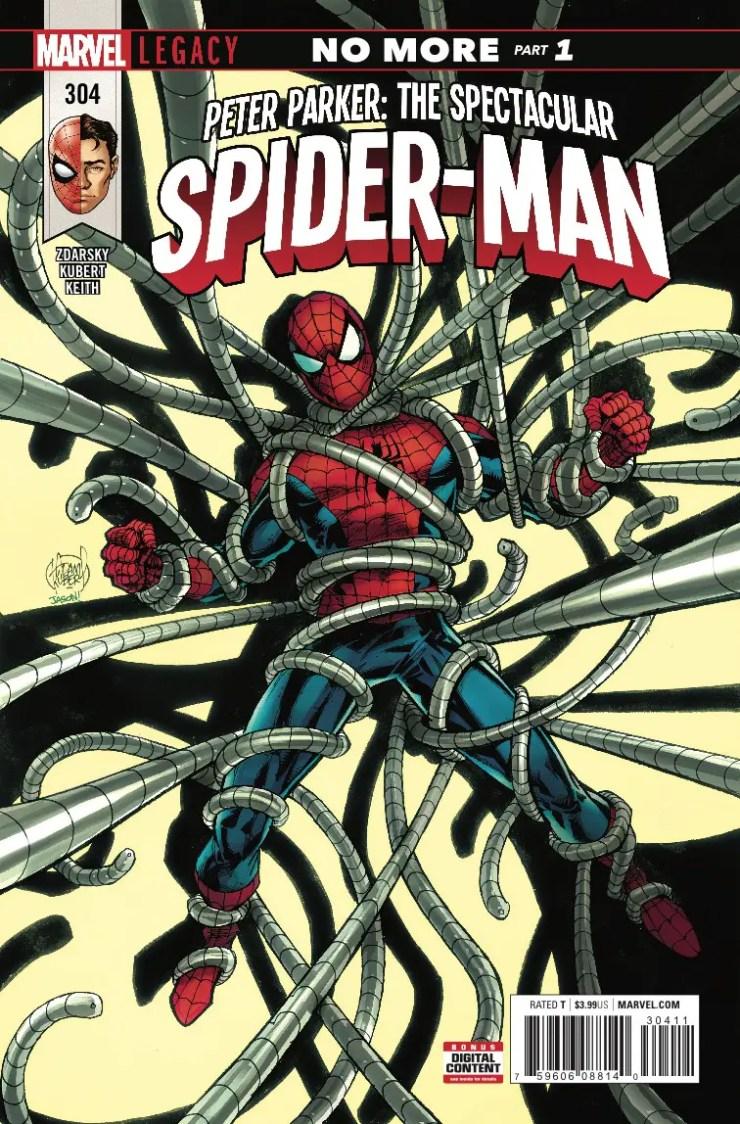 Marvel Preview: Peter Parker: The Spectacular Spider-Man  #304