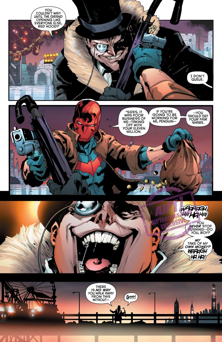 [EXCLUSIVE] DC Preview: Red Hood and the Outlaws #22