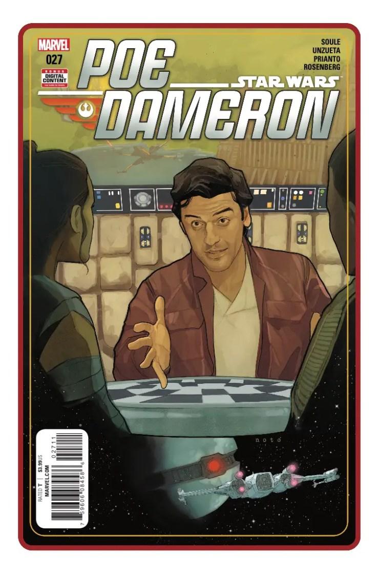 Marvel Preview: Star Wars: Poe Dameron #27