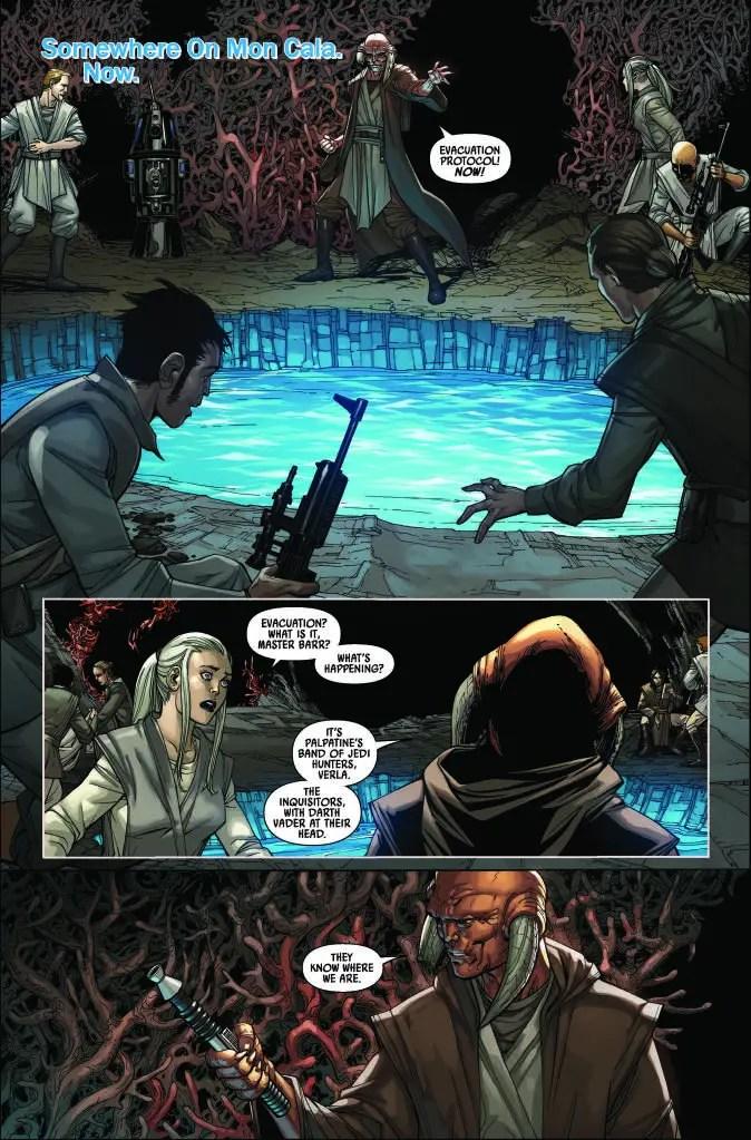 Star Wars: Darth Vader #16 Review