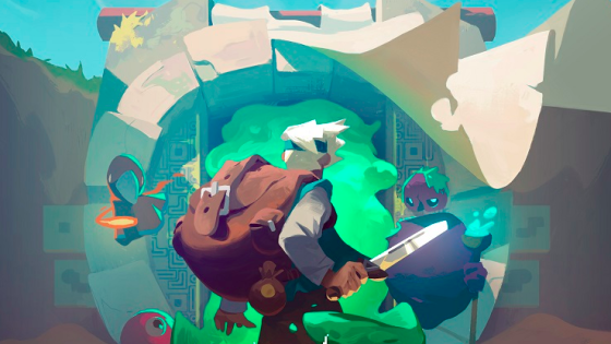 Moonlighter releases a Super Official Platform Comparison Trailer