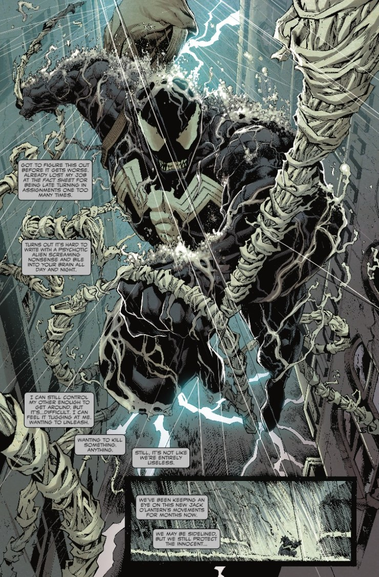 Marvel Preview: Venom #1