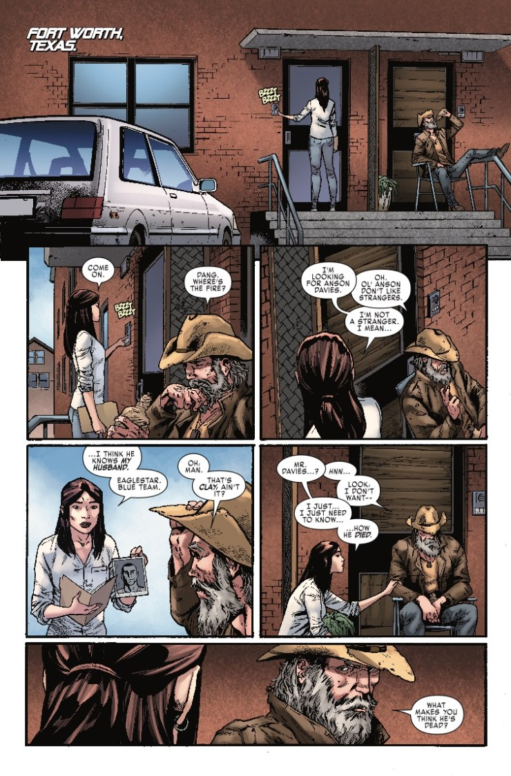 Marvel Preview: Weapon H #3