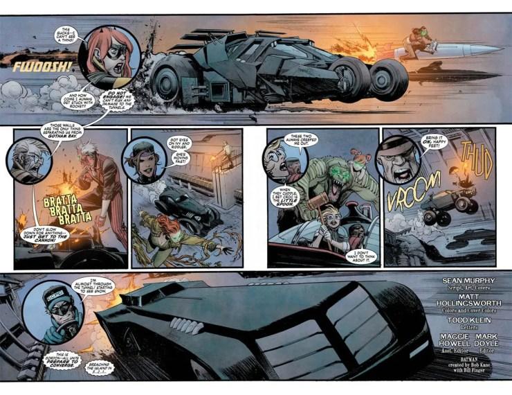 Batman: White Knight #8 Review