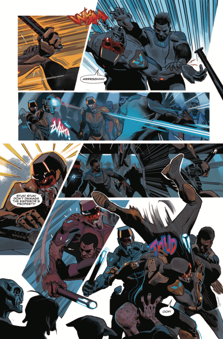 Black Panther #1 (2018) Review
