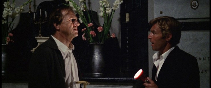 The Cat O Nine Tails Limited Edition review: An Argento classic restored