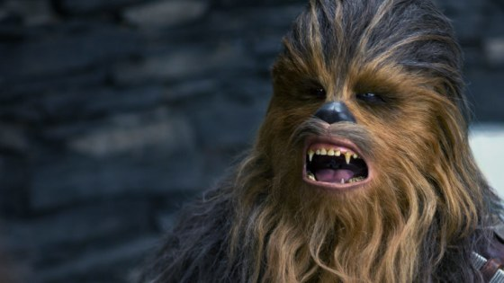 Star Wars' Chewbacca's #RoarForChange Challenge