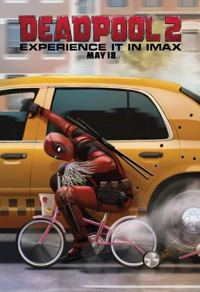 Deadpool 2 DeviantArt contest yields amazing IMAX posters