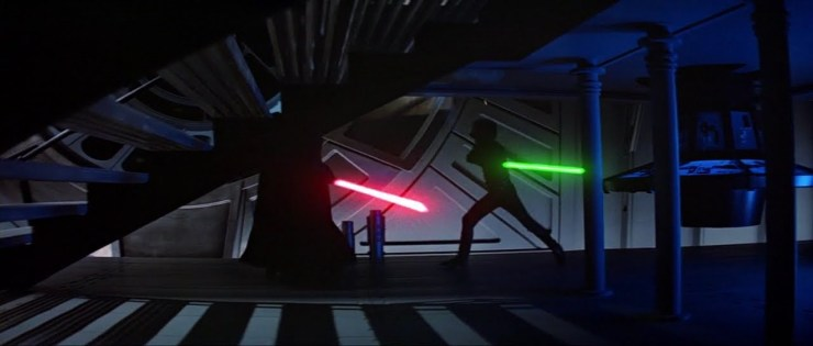 What's your favorite Star Wars memory?