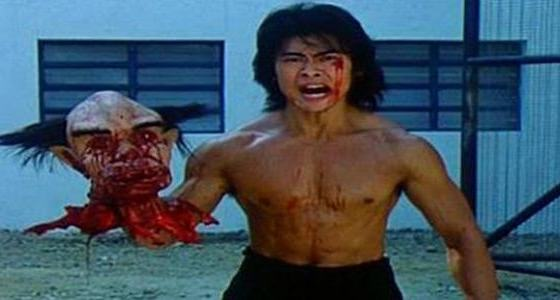 If you try to review Riki-Oh by traditional standards you're watching it all wrong.