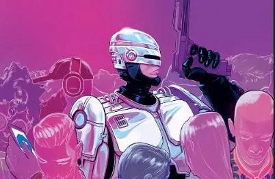 Robocop: Citizens Arrest #2 Review