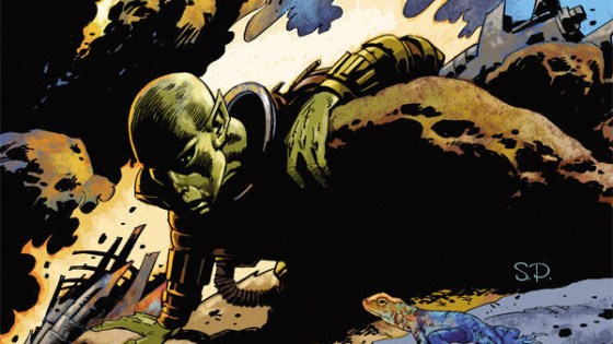 Dark Horse Comics series 'Resident Alien' getting a TV pilot at SyFy