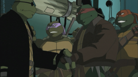 Teenage Mutant Ninja Turtles (2003) Season 3, Part 4 review