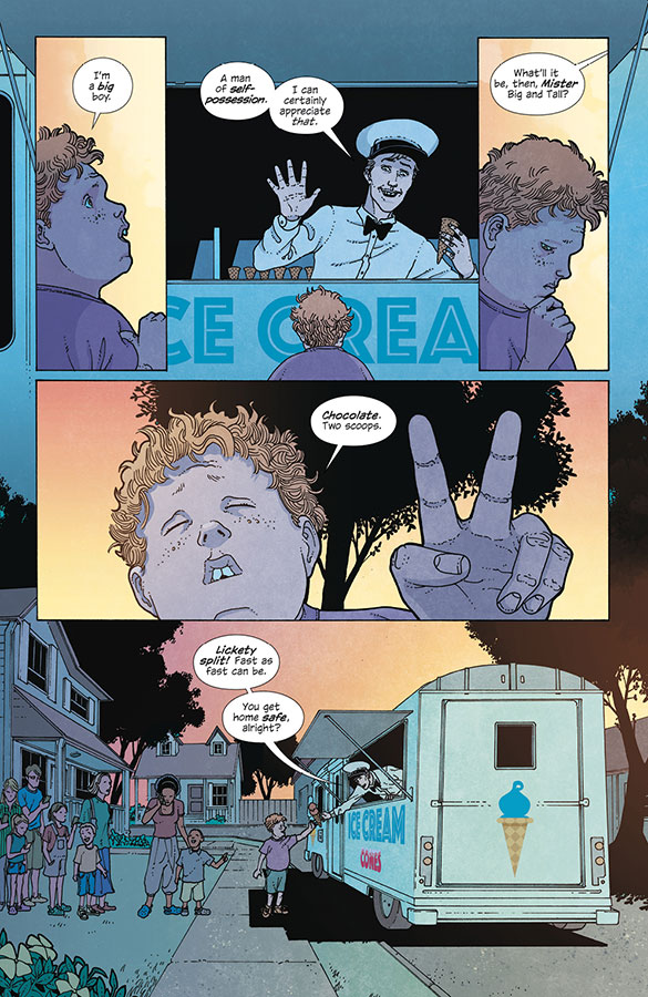 'Ice Cream Man Vol. 1: Rainbow Sprinkles' review: An ominous, subversive collection of excellent stories