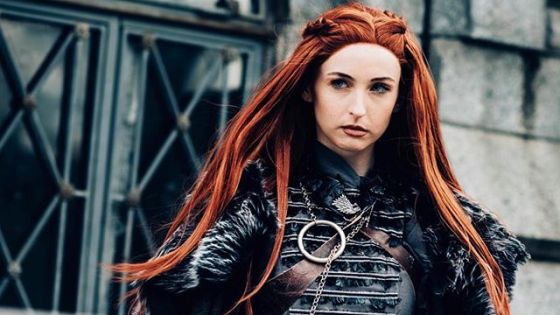 Game of Thrones: Sansa Stark cosplay by Kira Kelly