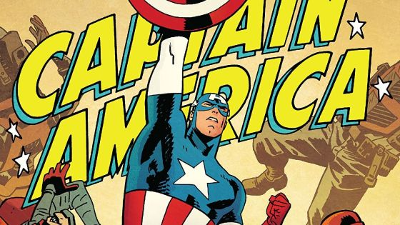 A collection that gets back to what is great about Captain America.