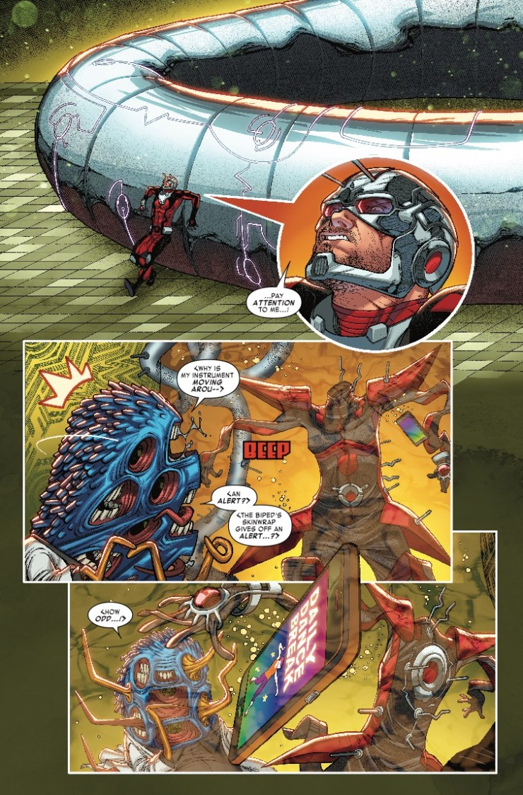 Marvel Preview: Ant-Man & The Wasp #3