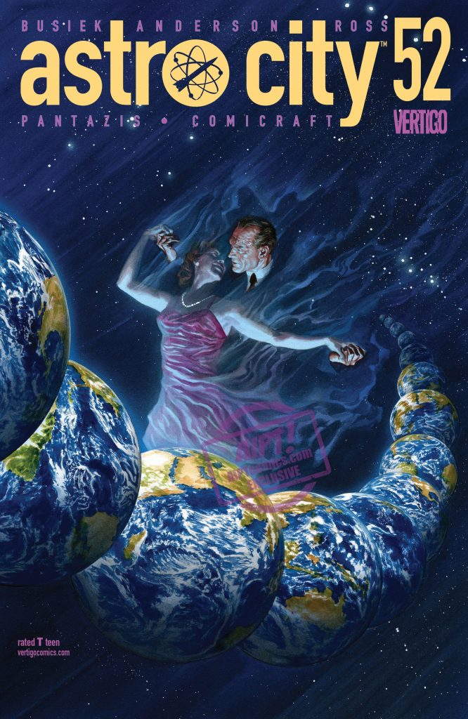[EXCLUSIVE] Vertigo Preview: Astro City #52